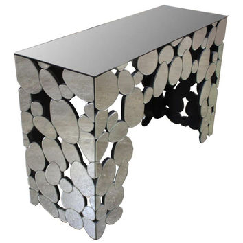 Elegant Console Table By Benzara
