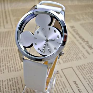 Mickey Mouse quartz Watch