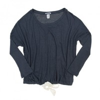 Buy Eberjey luxury lingerie - Eberjey Heather Slouchy Tee  | Journelle Fine Lingerie