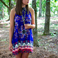 Whimsical World Dress