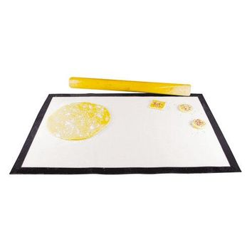 "Counter Pastry Mat, L 25 3/8"", X W 17 1/2"