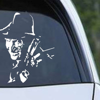 Freddy Krueger Nightmare on Elm Street (a) Die Cut Vinyl Decal Sticker