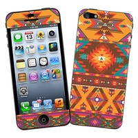 Aztec Tribal Skin  for the iPhone 5 by skinzy.com