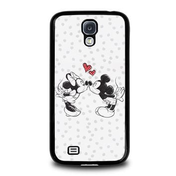 MICKEY AND MINIE MOUSE KISSING Disney Samsung Galaxy S4 Case Cover