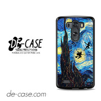 Peter Pan And Harry Potter Starry Night For LG G3 Case Phone Case Gift Present