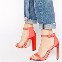 ASOS HAMPTON Heeled Sandals