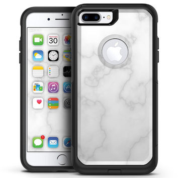 Slate Marble Surface V49 - iPhone 7 or 7 Plus Commuter Case Skin Kit