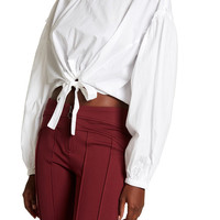 Free People | Long Sleeve Solid Blouse | Nordstrom Rack