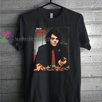 gerard way my chemical romance Tshirt gift adult unisex custom clothing Size S-3XL