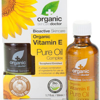Organic Doctor Vitamin E Pure Oil at Vitamin World