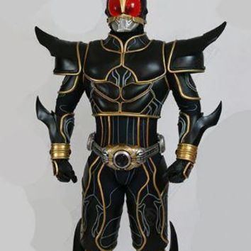 Kuuga Masked Rider Anime Cosplay Costume Kamen Rider Kuuga cosplay costume jumpsuit with armor Full Set