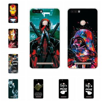 Deadpool Dead pool Taco Charming  Cases Coque For Kiicaa Power iron Man Soft Silicone Phone Case Fundas For Leagoo Kiicaa Power Back Cover Capa AT_70_6