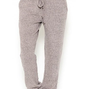 Set in Stone Joggers | Grey