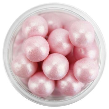 Pearly Light Pink Sugar Pearls 8MM