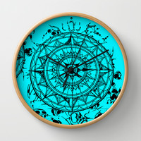 Song of Solomon Wall Clock by anipani