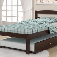 Adrian Twin Bed Frame with Trundle