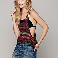 Free People Womens Sari Tank - Multi,