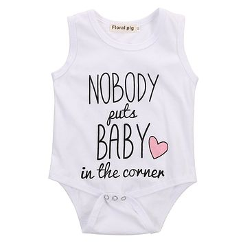 Newborn Rompers For Infants Baby Clothing Newborn Baby Girl Romper Cotton Jumpsuit