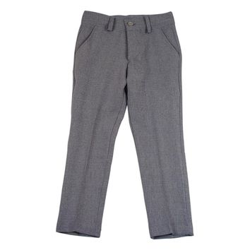 Mo and Dave Charcoal Dressy Skinny Pants