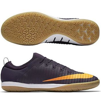 Nike MERCURIALX FINALE II IC mens soccer-shoes 831974-589_11.5 - PURPLE DYNASTY/BRIGHT