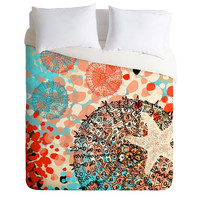 Irena Orlov Exotic Sea Life 1 Duvet Cover