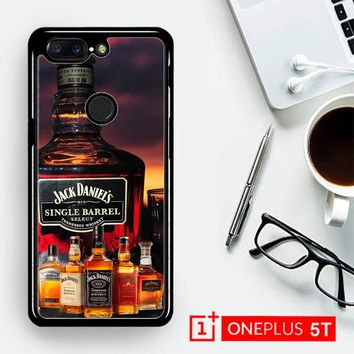 Jack Daniels X4780  OnePLus 5T / One Plus 5T Case