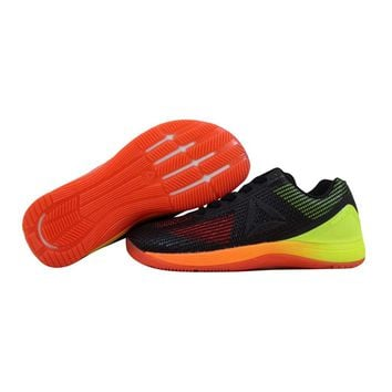 Reebok Crossfit Nano 7.0 B Vitamin C/Yellow-Black-Lead BD2830