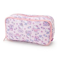 Hello Kitty Laminate Pen Case Pencil Pouch Candy Sanrio Japan - VeryGoods.JP
