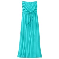 Mossimo Supply Co. Junior's Strapless Maxi Dress - Assorted Colors