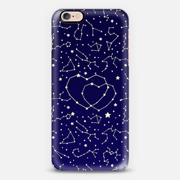 Star Lovers iPhone 6s Plus case by Sara Eshak | Casetify