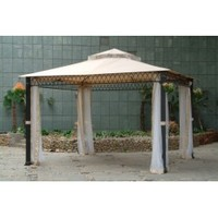 Sunjoy Target Havenbury Gazebo Privacy Panel