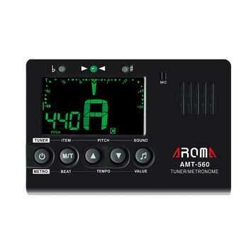 Aroma AMT-560 Electric Tuner & Metronome