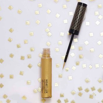 LIMITED EDITION: Goal Digger Gold Liquid Eyeliner