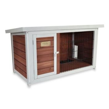 Advantek 'Pueblo' Rabbit Hutch in Auburn