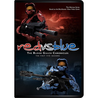 RvB: The First Five Seasons Box Set - Remastered Edition