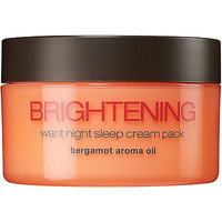 Goodal Online Only Want Night Sleep Brightening Cream Pack Ulta.com - Cosmetics, Fragrance, Salon and Beauty Gifts