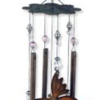 "Nature's Melody Chime - 28"" Butterfly Windchime"