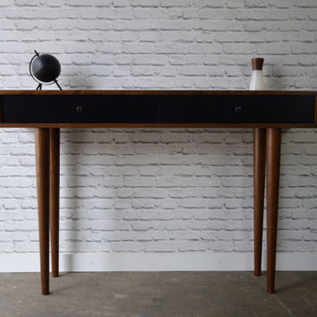 Bloom Desk / ConsoleTable - Danish Modern Inspired