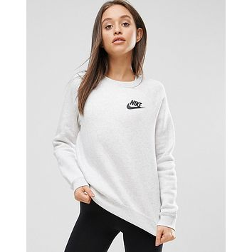 Nike Rally Crew Neck Sweatshirt
