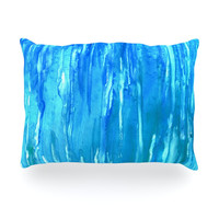 "Rosie Brown ""Wet & Wild"" Oblong Pillow"