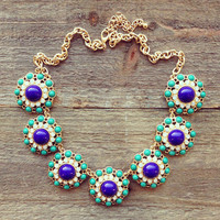 Pree Brulee - Roman Treasure Necklace