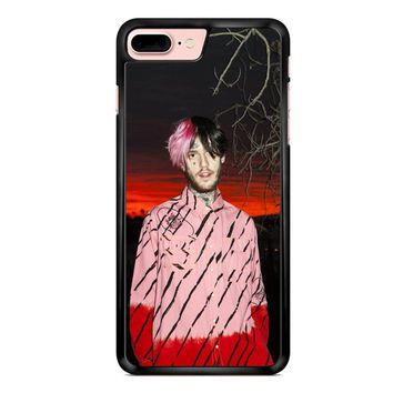 Lil Peep Red iPhone 7 Plus Case