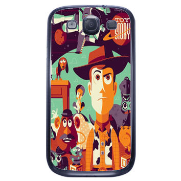 Toy Story Woody Samsung Galaxy S3 Case