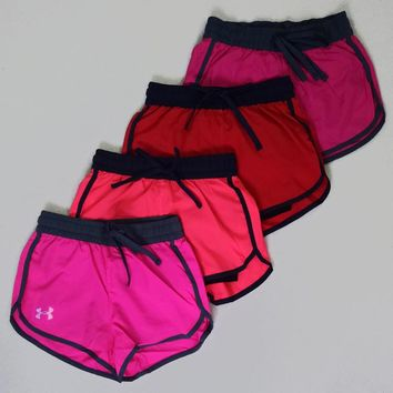 Fashion Online Under Armour Women Sports Running Shorts