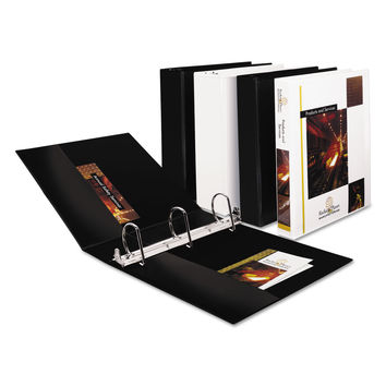 """Avery 2"""" Durable View Binder with EZ-Turn Ring, Value Pack of 4 - Walmart.com"""