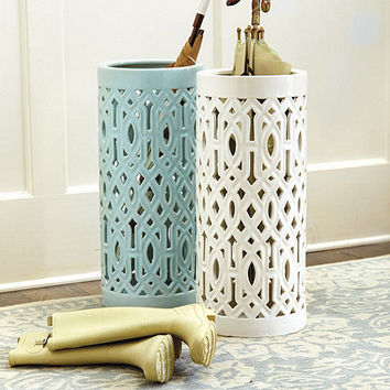 Vine Umbrella Stand