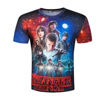 Stranger Things - Space T-Shirt