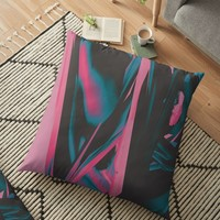 'Got It Bad' Floor Pillow by DuckyB