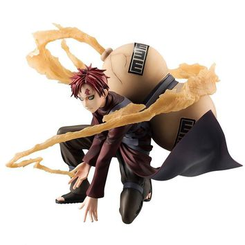 Naruto Sasauke ninja  Shippuen Gaara Action Figure 1/8 scale painted figure Sabaku No Gaara Doll PVC figure Toy Brinquedos Anime AT_81_8