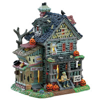 Lemax® Spooky Town® Collection Creepy Neighborhood House